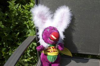 Monkeybutt Barney